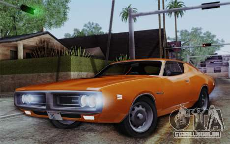 Dodge Charger 1971 Super Bee para GTA San Andreas