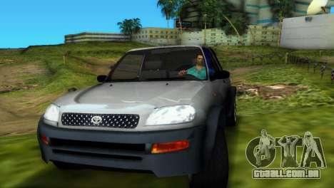 Toyota RAV 4 L 94 Fun Cruiser para GTA Vice City