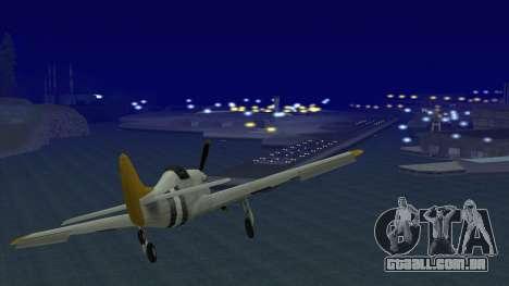 Project 2dfx v1.5 para GTA San Andreas sétima tela