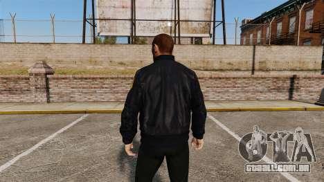 Jaqueta de polícia para GTA 4 segundo screenshot