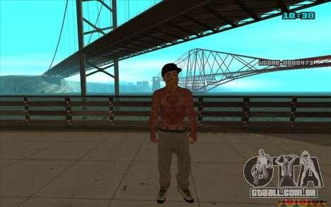 REL-REQ Grego para GTA San Andreas