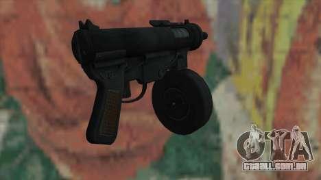MP5 de Fallout New Vegas para GTA San Andreas segunda tela