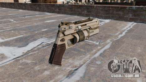 Revólver Majestic para GTA 4 segundo screenshot