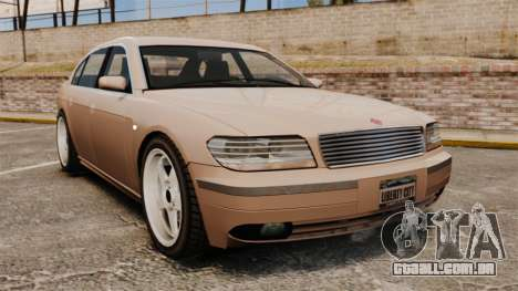 Ubermacht Oracle XS 100th Anniversary Edit para GTA 4