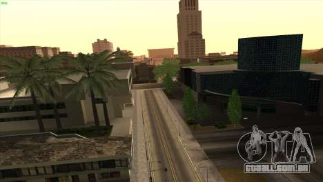 ENBseries for Low PC para GTA San Andreas terceira tela