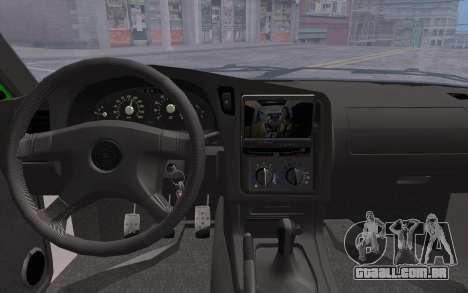 Opel Astra GSI Tuning para GTA San Andreas vista direita