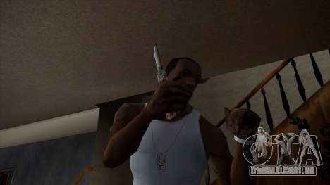 Canivete para GTA San Andreas
