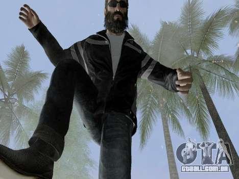 Trevor Phillips para GTA San Andreas sexta tela