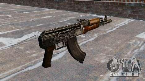 Automático de Khyber Pass AK Buttstock para GTA 4 segundo screenshot
