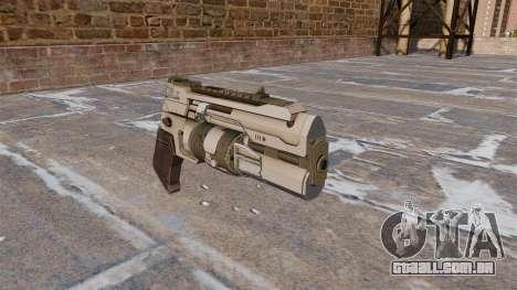 Revólver Majestic para GTA 4