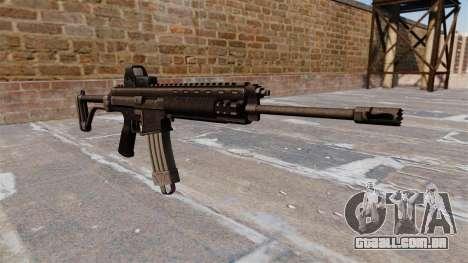 Robinson Armamento XCR Rifle para GTA 4
