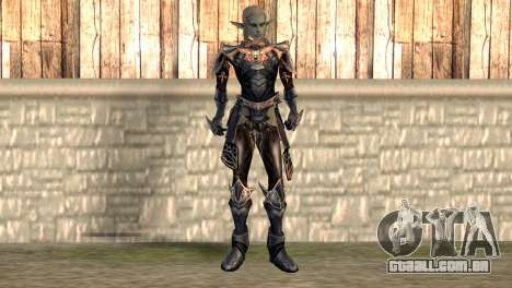 Dark Elf para GTA San Andreas