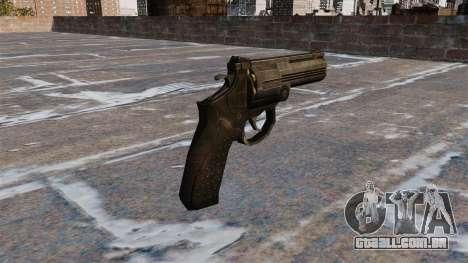 Revólver MP-412 MW3 para GTA 4 segundo screenshot