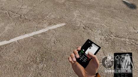 Tema de Scarface para seu telefone para GTA 4