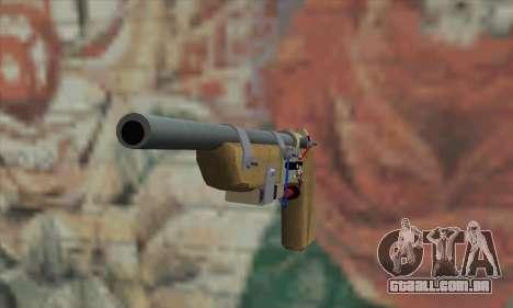 Arma caseira para GTA San Andreas