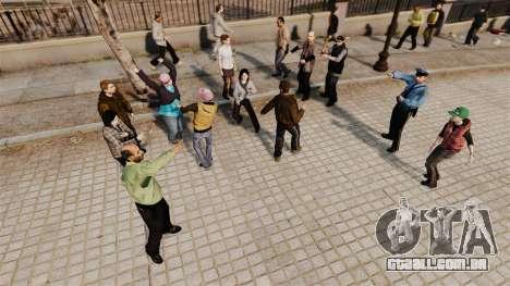 O Script-dança - para GTA 4