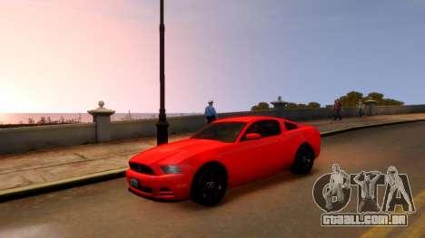 Simple ENB like life (Best setting) para GTA 4 sétima tela