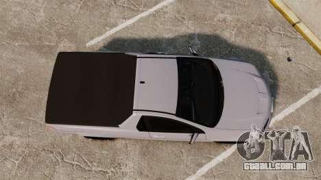 Pontiac G8 Sport Truck 2010 para GTA 4 vista direita