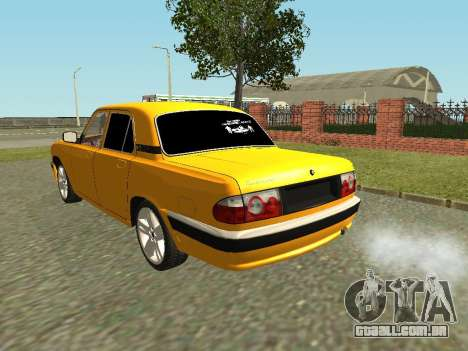 GAZ Volga 31105 para GTA San Andreas vista direita