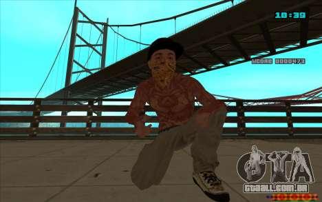 REL-REQ Grego para GTA San Andreas terceira tela