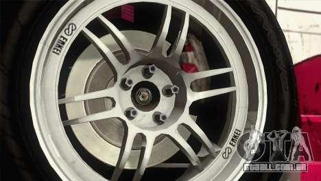 Honda S2000 RS-R para GTA San Andreas vista direita