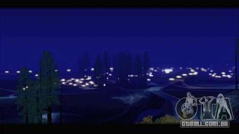 Project 2dfx v1.5 para GTA San Andreas quinto tela