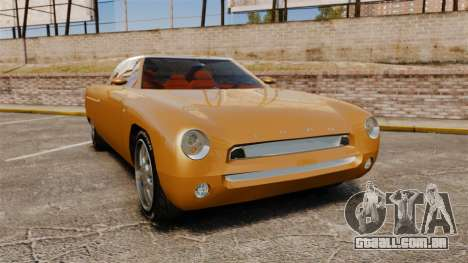 Ford Forty Nine Concept 2001 para GTA 4