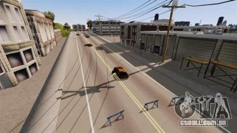 A cidade sem nome para GTA 4 segundo screenshot