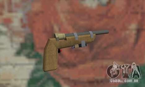 Arma caseira para GTA San Andreas segunda tela
