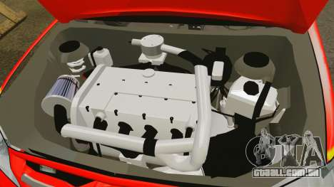 Toyota Hilux French Red Cross [ELS] para GTA 4 vista interior