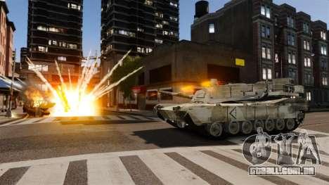 Script tanque V estilo para GTA 4 sexto tela