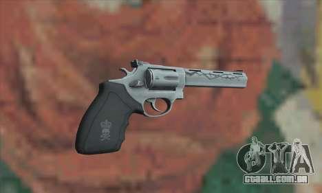 Silver Absolver para GTA San Andreas segunda tela