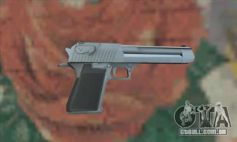 Desert Eagle de Saints Row 2 para GTA San Andreas segunda tela
