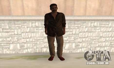 Madžin v5 para GTA San Andreas