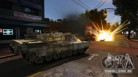 Script tanque V estilo para GTA 4 segundo screenshot