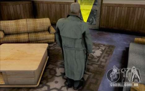 Sean Conner para GTA San Andreas terceira tela