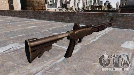 Espingarda tático policial para GTA 4 segundo screenshot