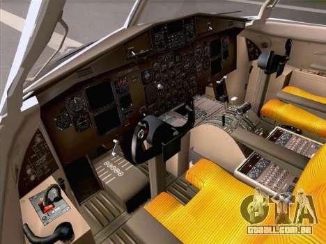 ATR 72-500 WestJet Airlines para o motor de GTA San Andreas