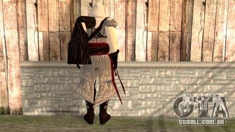 Assassino para GTA San Andreas segunda tela