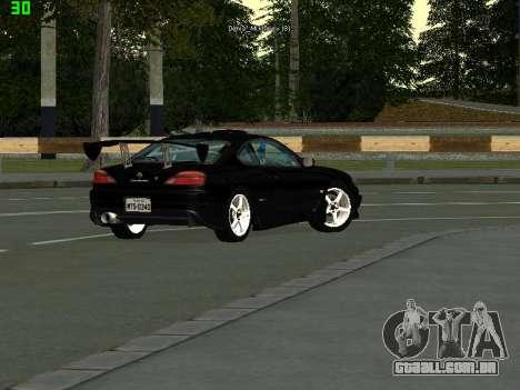 Nissan Silvia S15 Tuning para GTA San Andreas vista direita