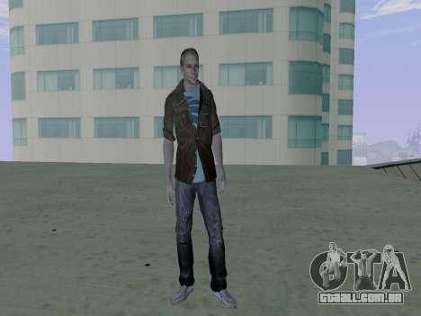Clay Kaczmarek ACR para GTA San Andreas sétima tela