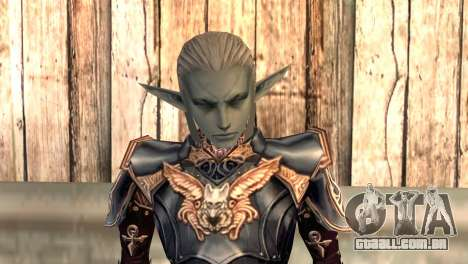 Dark Elf para GTA San Andreas terceira tela