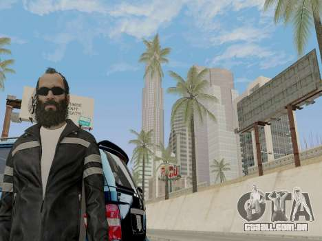 Trevor Phillips para GTA San Andreas