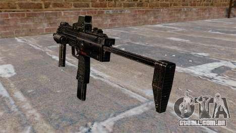Submetralhadora MP7 para GTA 4 segundo screenshot