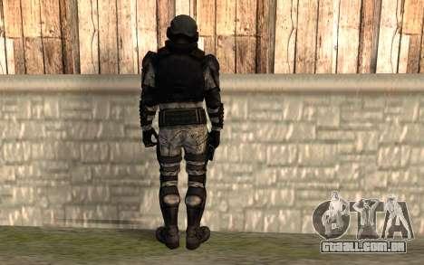 Crynet para GTA San Andreas segunda tela