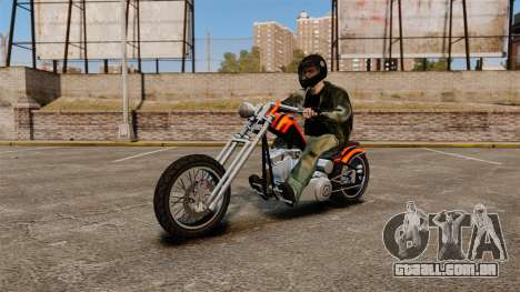 GTA IV TLAD Hexer para GTA 4 vista de volta