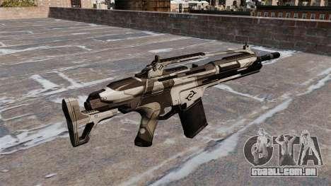 Fuzil de assalto SCAR para GTA 4 segundo screenshot
