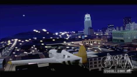 Project 2dfx v1.5 para GTA San Andreas terceira tela