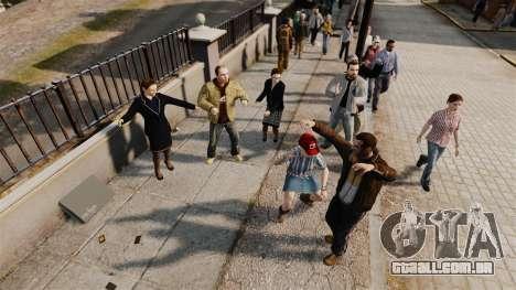 O Script-dança - para GTA 4 segundo screenshot
