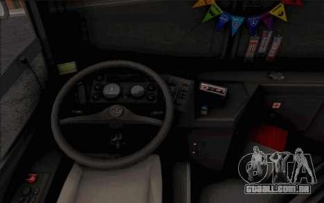 Samotlor-NN-5295 (MAZ 103.075) para GTA San Andreas vista direita